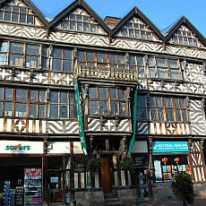 High House Stafford